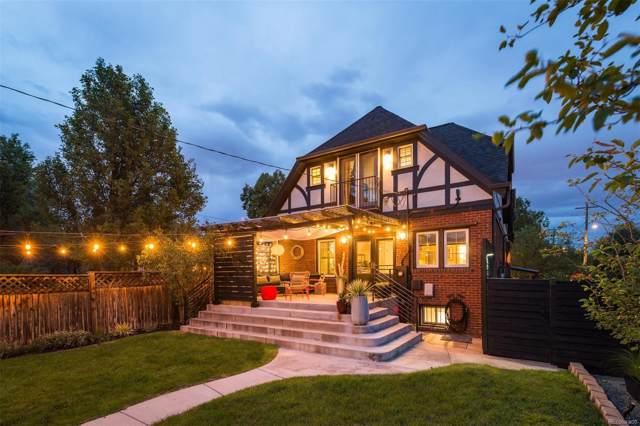 1495 S Logan Street, Denver, CO 80210 (MLS #8952784) :: 8z Real Estate