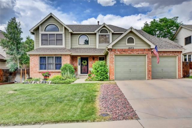 1073 E 132nd Way, Thornton, CO 80241 (#8954549) :: Structure CO Group