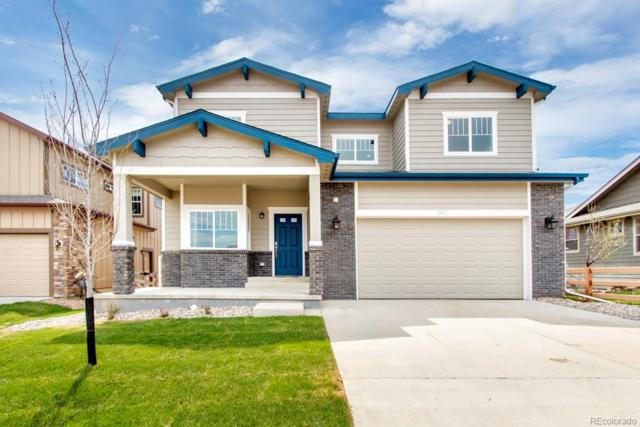 541 Newton Drive, Loveland, CO 80537 (#8957286) :: The Peak Properties Group