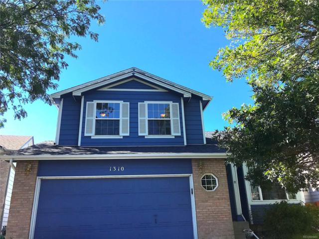 1310 W 133rd Circle, Westminster, CO 80234 (#8958951) :: Wisdom Real Estate