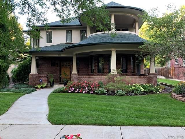 477 N High Street, Denver, CO 80218 (#8963649) :: Mile High Luxury Real Estate