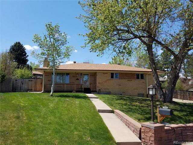 3187 Robb Circle, Lakewood, CO 80215 (MLS #8964042) :: 8z Real Estate