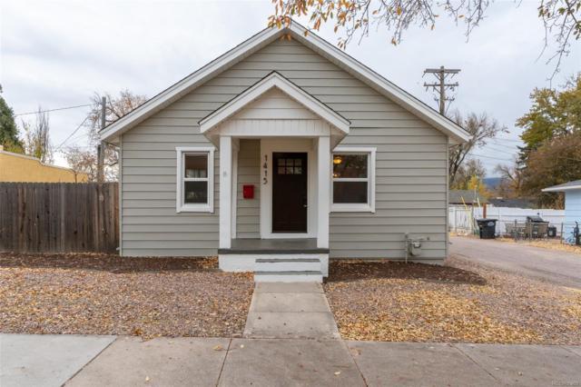 1415 E Boulder Street, Colorado Springs, CO 80909 (#8966159) :: Wisdom Real Estate