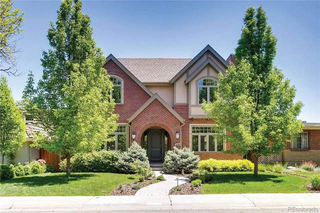 1010 S Monroe Street, Denver, CO 80209 (#8967779) :: My Home Team