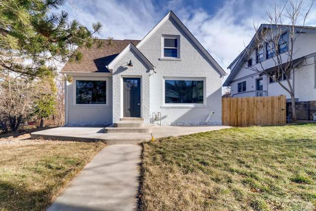 922 12th Street, Boulder, CO 80302 (MLS #8969143) :: Colorado Real Estate : The Space Agency