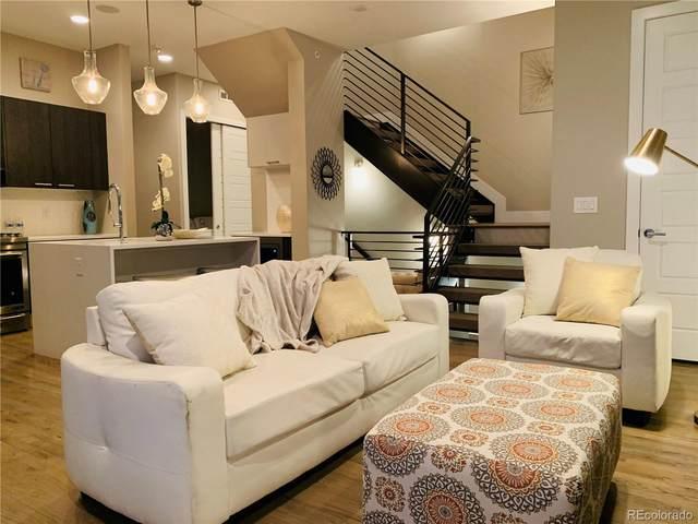 2131 N Marion Street #1, Denver, CO 80205 (#8972772) :: Wisdom Real Estate