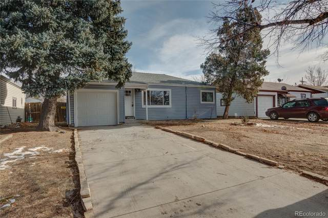 1734 Kingston Street, Aurora, CO 80010 (#8974305) :: Venterra Real Estate LLC