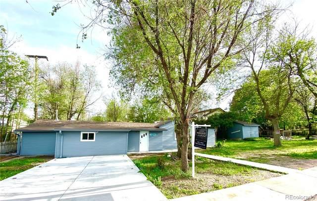 1298 Carr Street, Lakewood, CO 80214 (MLS #8977201) :: 8z Real Estate