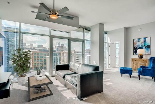 1700 Bassett Street #1318, Denver, CO 80202 (#8977427) :: Finch & Gable Real Estate Co.