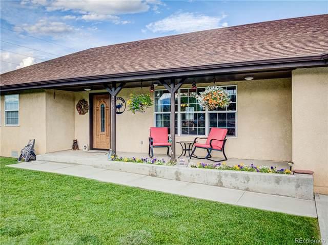 215 Palmer Avenue, Poncha Springs, CO 81242 (#8985408) :: The DeGrood Team