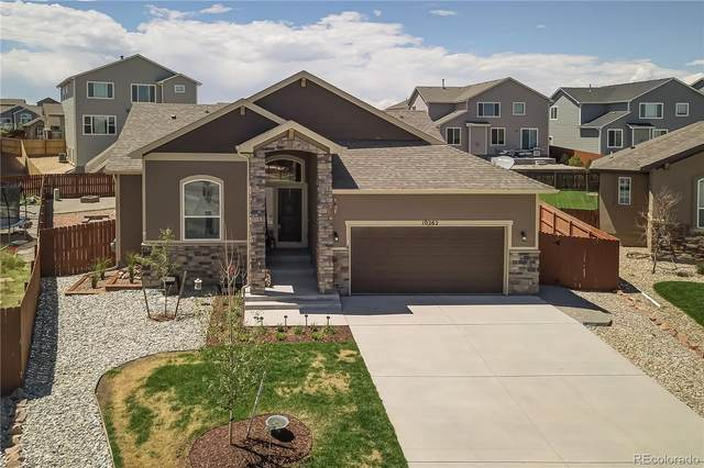 10262 Prairie Ridge Court, Peyton, CO 80831 (#8991906) :: The DeGrood Team
