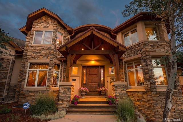 5376 Forest View Road, Parker, CO 80134 (MLS #8992415) :: Bliss Realty Group