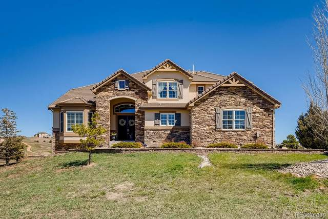 1218 Castlecombe Lane, Monument, CO 80132 (#8995642) :: The Dixon Group
