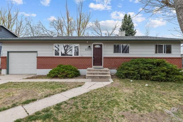 4355 S Blissful Circle, Colorado Springs, CO 80917 (#8996891) :: Wisdom Real Estate