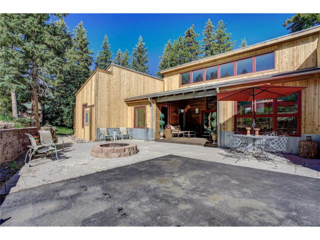 7643 Red Fox Drive, Evergreen, CO 80439 (MLS #8998440) :: 8z Real Estate