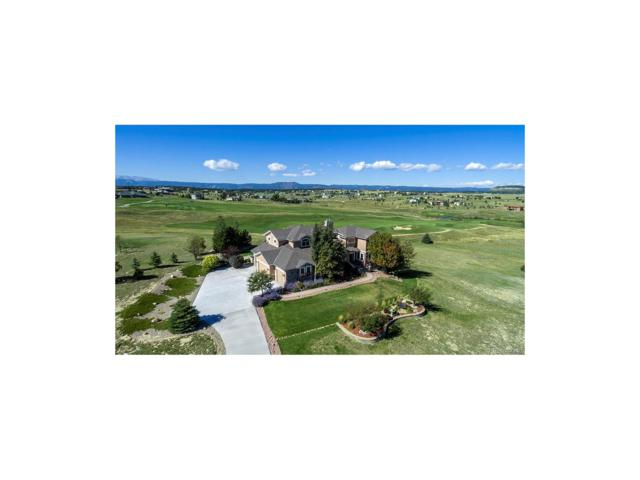 19736 Knights Crossing, Monument, CO 80132 (MLS #8999197) :: 8z Real Estate