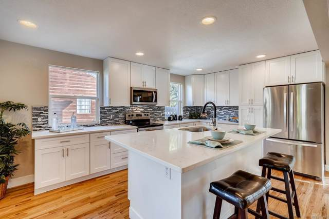 3613 S Narcissus Way, Denver, CO 80237 (#9000036) :: The DeGrood Team