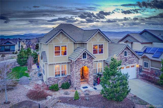 10476 Skyreach Road, Highlands Ranch, CO 80126 (#9000261) :: The Gilbert Group