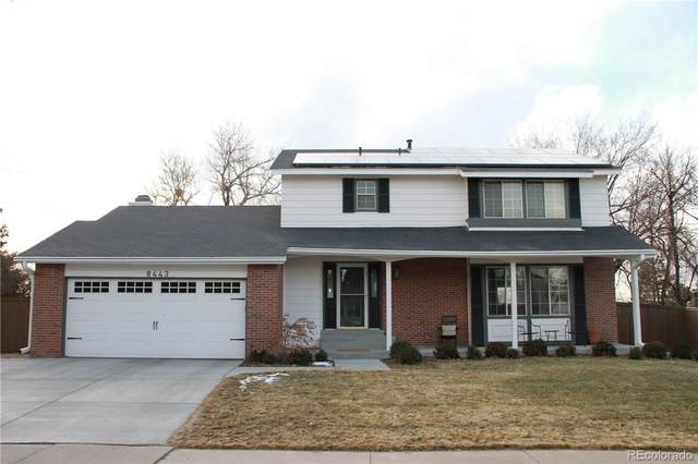 8443 S Woody Way, Highlands Ranch, CO 80126 (#9000322) :: The Healey Group