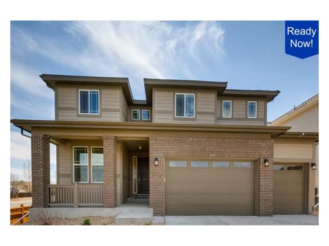 16690 Concolor Place, Parker, CO 80134 (MLS #9004506) :: 8z Real Estate