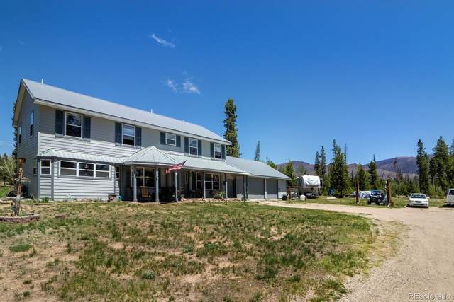 561 County Road 49, Grand Lake, CO 80447 (MLS #9007139) :: Clare Day with LIV Sotheby's International Realty