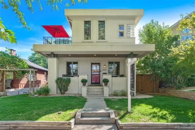 1848 S Washington Street, Denver, CO 80210 (#9007429) :: Kimberly Austin Properties
