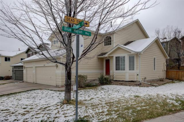 10264 Royal Eagle Street, Highlands Ranch, CO 80129 (#9008447) :: The Peak Properties Group