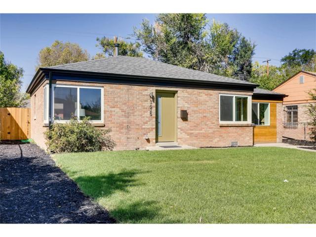3625 Krameria Street, Denver, CO 80207 (#9015889) :: The Pete Cook Home Group