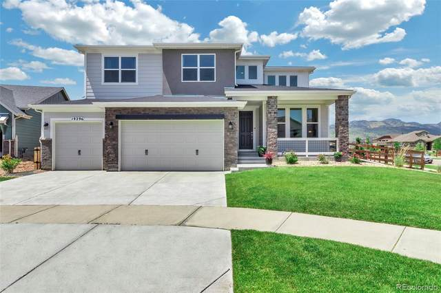 19296 W 87th Lane, Arvada, CO 80007 (#9018783) :: The DeGrood Team