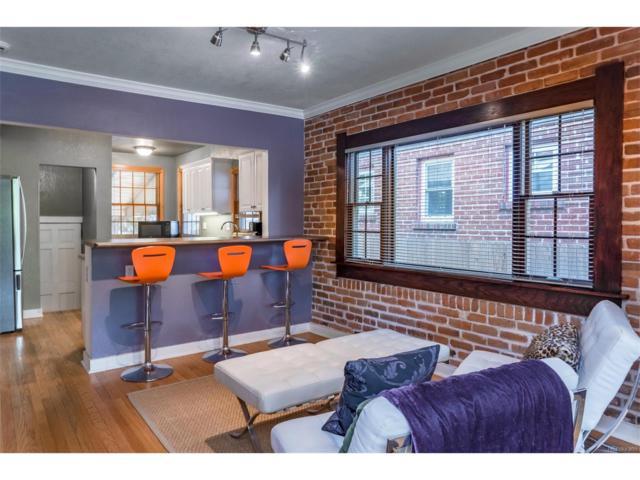 342 N Sherman Street, Denver, CO 80203 (MLS #9020316) :: 8z Real Estate