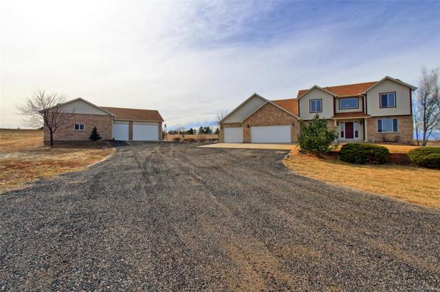 15074 Overland Trail, Brighton, CO 80603 (#9020563) :: The Pete Cook Home Group