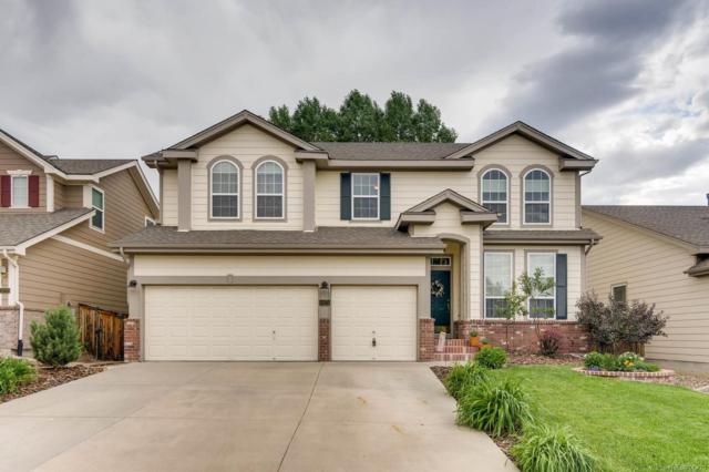 10275 Amethyst Way, Parker, CO 80134 (#9020609) :: The DeGrood Team