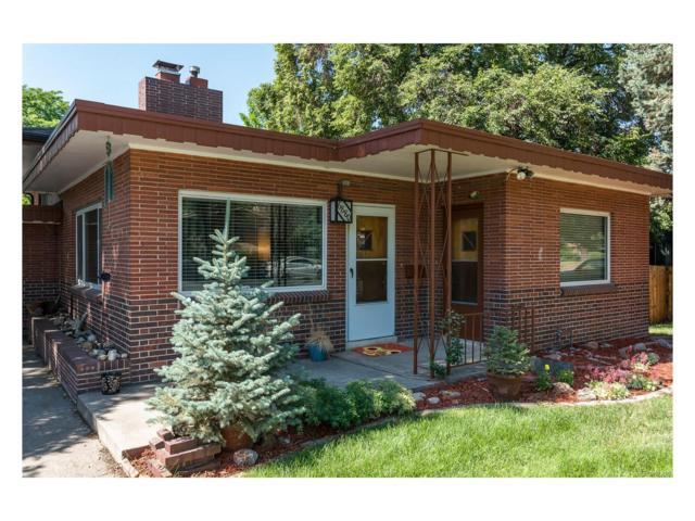 6880 W 33rd Avenue, Wheat Ridge, CO 80033 (MLS #9023843) :: 8z Real Estate