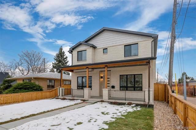3032 W Scott Place, Denver, CO 80211 (#9025072) :: The Peak Properties Group