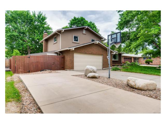 2184 S Flower Street, Lakewood, CO 80227 (MLS #9032349) :: 8z Real Estate