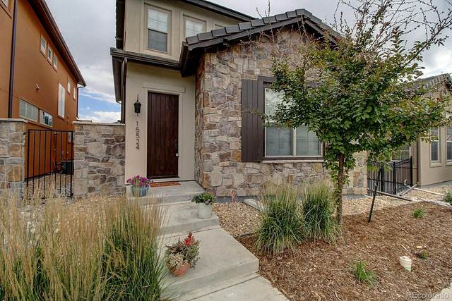 15524 W Harvard Avenue, Lakewood, CO 80228 (MLS #9036658) :: 8z Real Estate