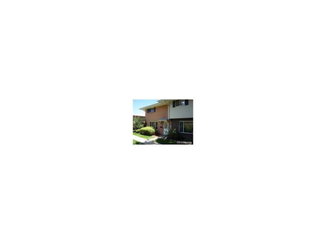 9209 E Nassau Avenue, Denver, CO 80237 (MLS #9039660) :: 8z Real Estate