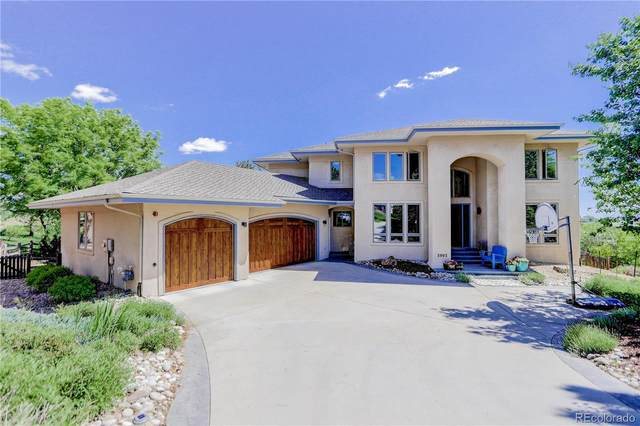 3903 Divot Court, Niwot, CO 80503 (#9041709) :: Berkshire Hathaway Elevated Living Real Estate