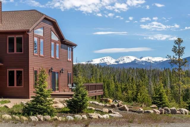 191 Gcr 4493, Grand Lake, CO 80447 (#9044180) :: Venterra Real Estate LLC