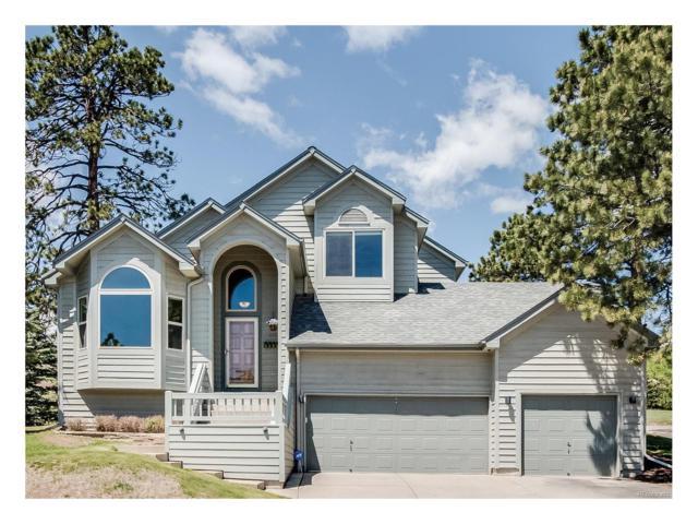 2853 Bergen Hill Drive, Evergreen, CO 80439 (MLS #9044446) :: 8z Real Estate