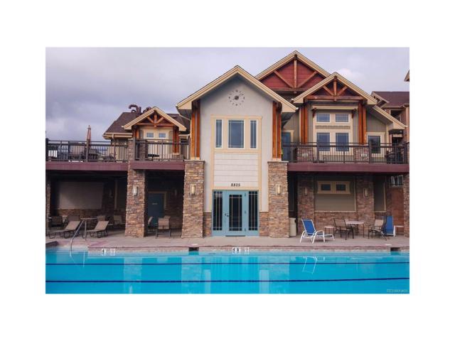 10061 W Victoria Place #302, Littleton, CO 80127 (MLS #9044867) :: 8z Real Estate