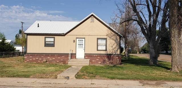 725 Pawnee Avenue, Flagler, CO 80815 (#9046199) :: The Griffith Home Team