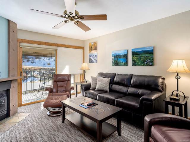 2350 Ski Trail Lane #336, Steamboat Springs, CO 80487 (#9046227) :: The DeGrood Team