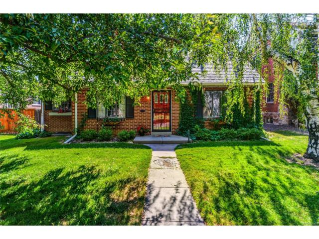 1036 S Columbine Street, Denver, CO 80209 (MLS #9049914) :: 8z Real Estate