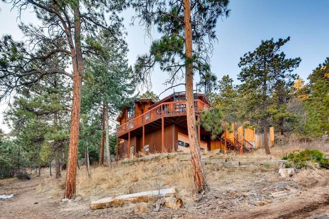 6150 S Valley Drive, Morrison, CO 80465 (#9050408) :: Berkshire Hathaway Elevated Living Real Estate