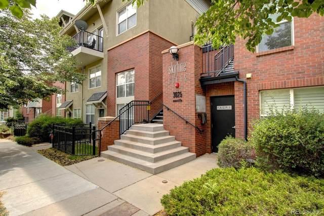 3025 Umatilla Street #107, Denver, CO 80211 (MLS #9052666) :: 8z Real Estate
