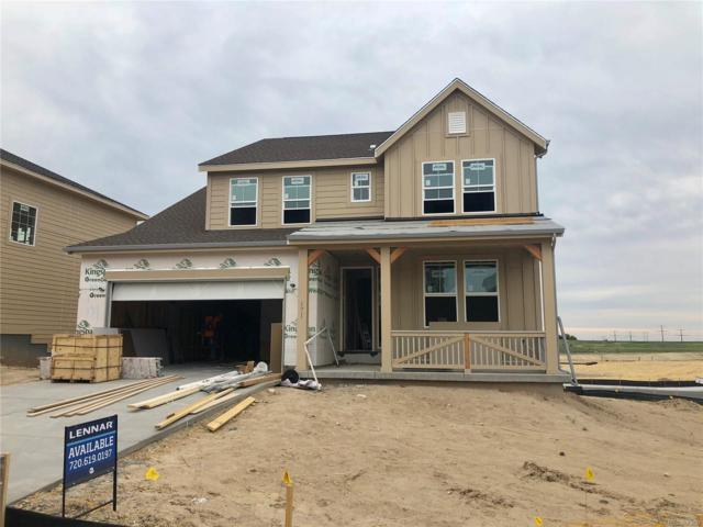 171 Back Nine Drive, Castle Pines, CO 80108 (#9058692) :: The City and Mountains Group