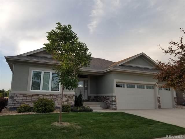 8205 Surrey Street, Greeley, CO 80634 (MLS #9059023) :: 8z Real Estate