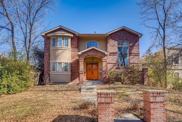1510 S University Boulevard, Denver, CO 80210 (#9064416) :: Venterra Real Estate LLC