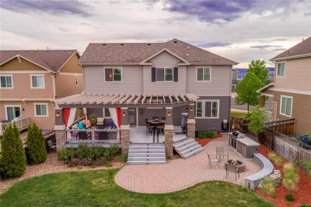 2394 Thistle Court, Castle Rock, CO 80109 (#9066389) :: The Heyl Group at Keller Williams